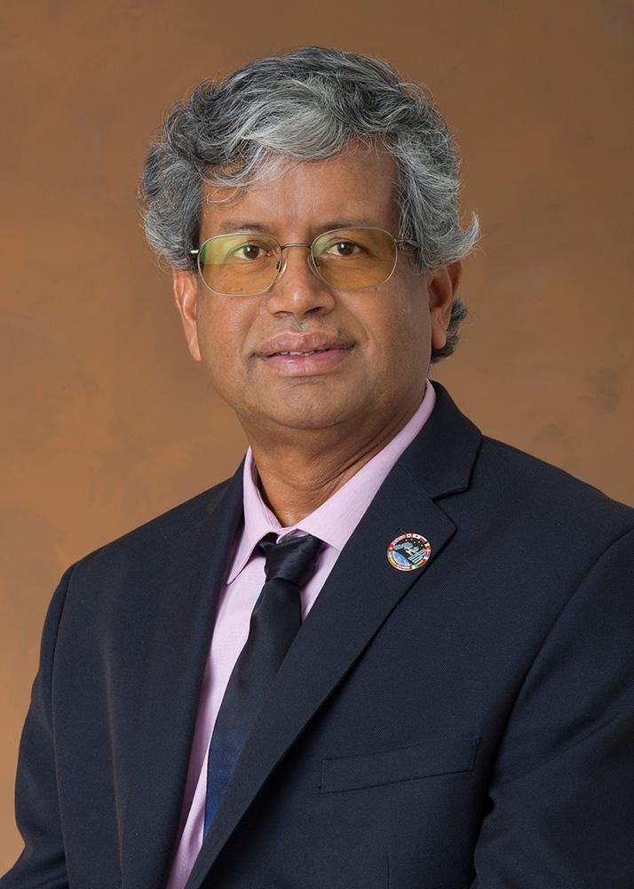 Venkateswaran Headshot